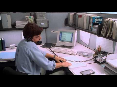 Office Space Milton stapler original