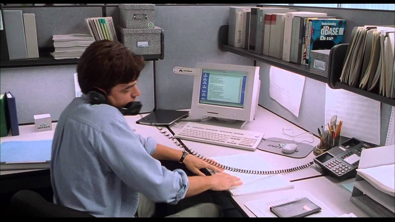 office space computer. Office Space Computer