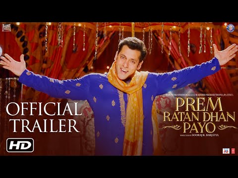 Prem Ratan Dhan Payo Official Trailer