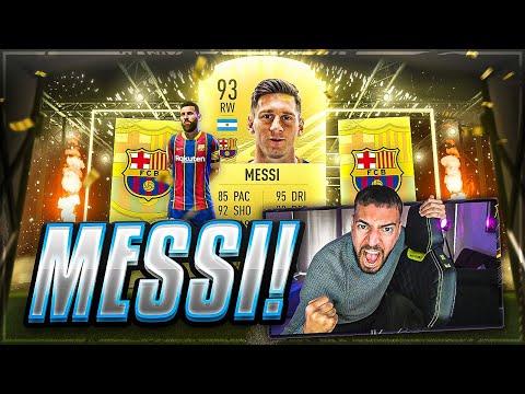 FIFA 21: OMG MESSI im PACK 🔥🔥 10x Walkout im BESTEN Pack Opening Best Of Stream!
