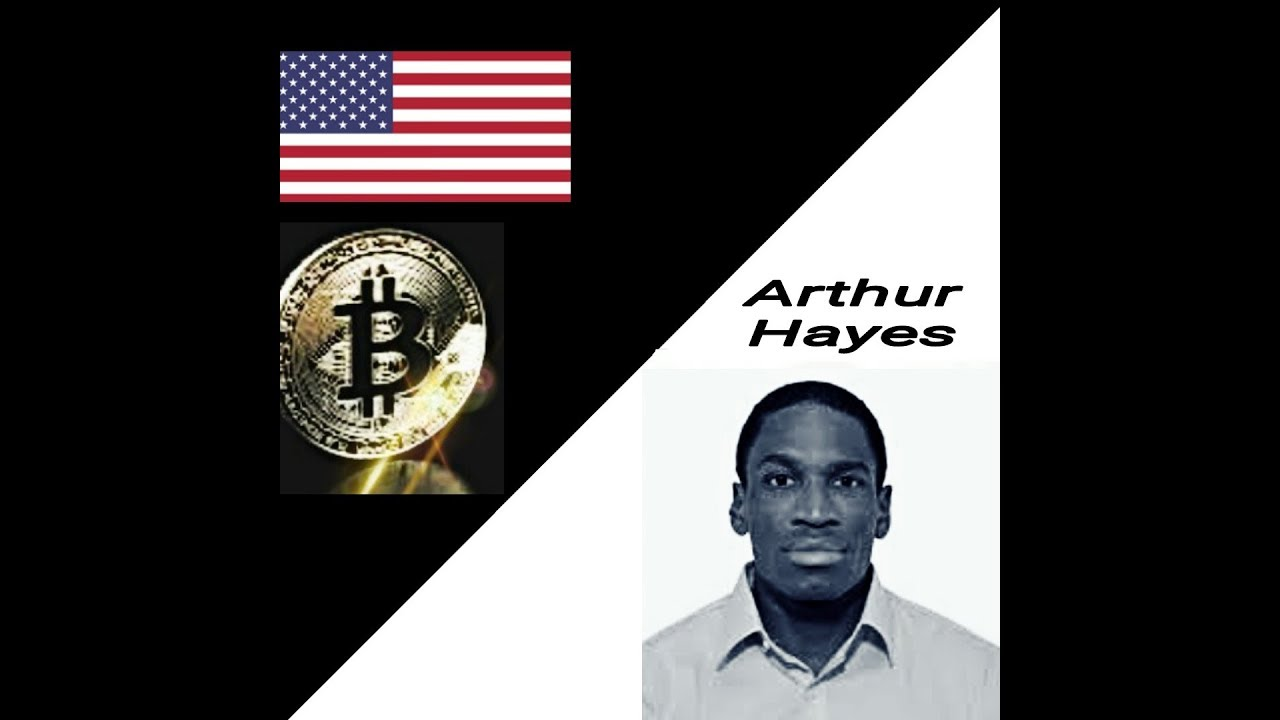 BitCoin Gangsta Arthur Hayes | Crypto's Richest Black Guy Gives His Story -  BitMex Bull CEO