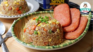Spam Fried Rice | Perfect Breakfast | Very Easy Rice Meal