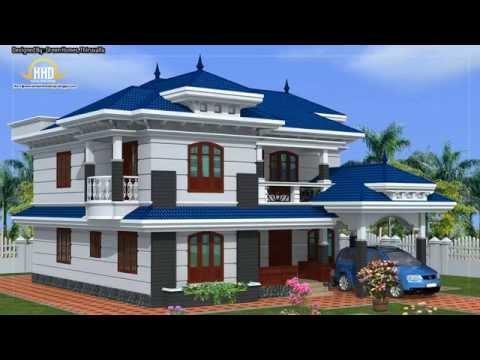 Architecture House Plans Compilation April 2012