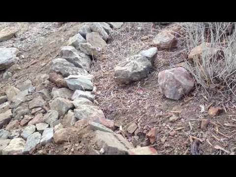 Permaculture Malaga 4: Rocky compost