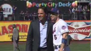 SNY.tv Mets Video Diary: Mike Piazza Day