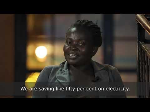 Solar access in Africa