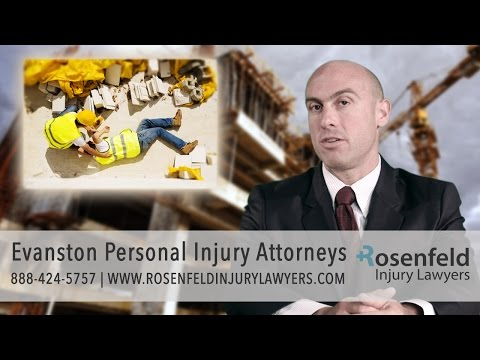 Help Is Here! Evanston Personal Injury Lawyers | 847-835-8895 | Illinois Attorneys