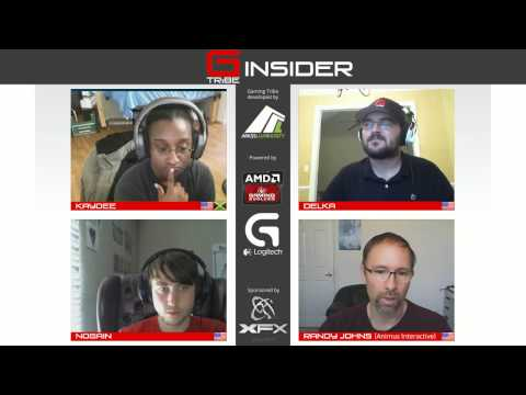 GT Insider #24 w/ Randy Johns from Animus Interactive Part 1