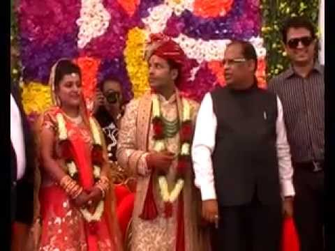 CM Dr. Raman Singh in Bilaspur to Attend Wedding Ceremony of Minister Amar Agrawal Family