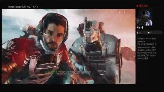 Call Of Duty Infinite Warfare #1 Início PS4 PRO