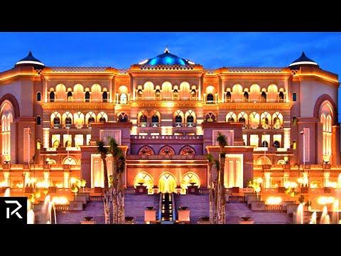 Inside Dubai's $200 Million Dollar Mega Mansion