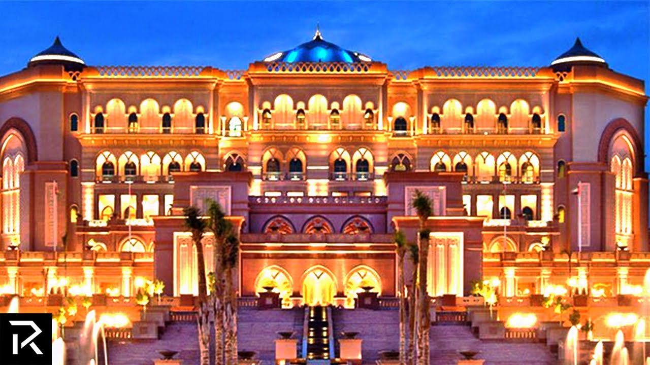 Inside Dubai's $200 Million Dollar Mega Mansion