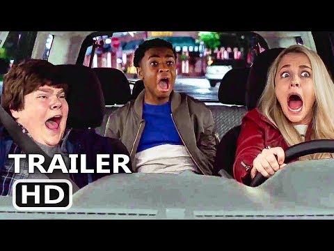 GOOSEBUMPS Trailer # 2 (NEW 2018) Comedy Movie HD