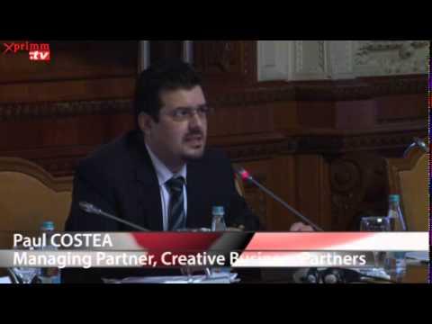 Risk Management -  de la teorie la practica Paul COSTEA Managing Partner, Creative Business