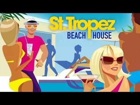 SAINT TROPEZ Beach House | Fashion Summer Grooves Collection ✭ Continuous Mix C55942588