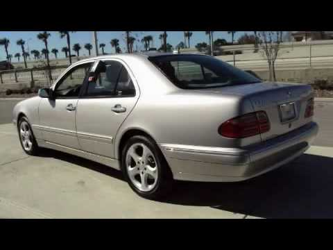 Preowned 2002 mercedes benz e320 clearwater fl youtube for Clearwater mercedes benz