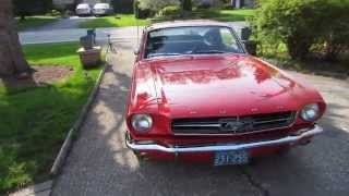 1965 Mustang Fastback 2+2 Walk Around