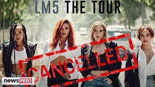 Little Mix Involved In ACCIDENT While On Tour & Cancel Show!