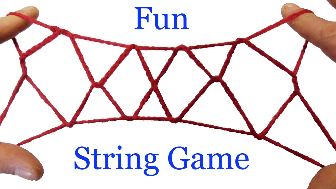 String tricks how to do the jacobs ladder string figure step by youtube premium solutioingenieria Gallery