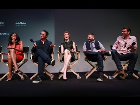 Scandal Cast  with Kerry Washington, Scott Foley, Guillermo Diaz, Darby Stanchfield
