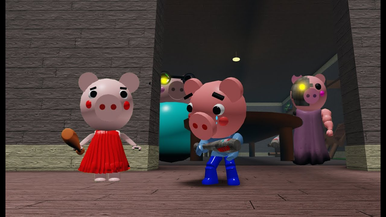 Download A PIGGY STORY   HOW IT ALL STARTED I ROBLOX PIGGY ANIMATION