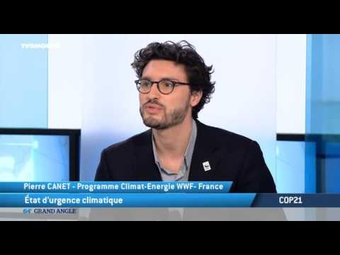 COP21 : Les ONG face à l'urgence climatique