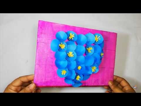 Paper Wall Hanging Ideas | Wall Hanging diy | handicraft Room Decor Ideas at home