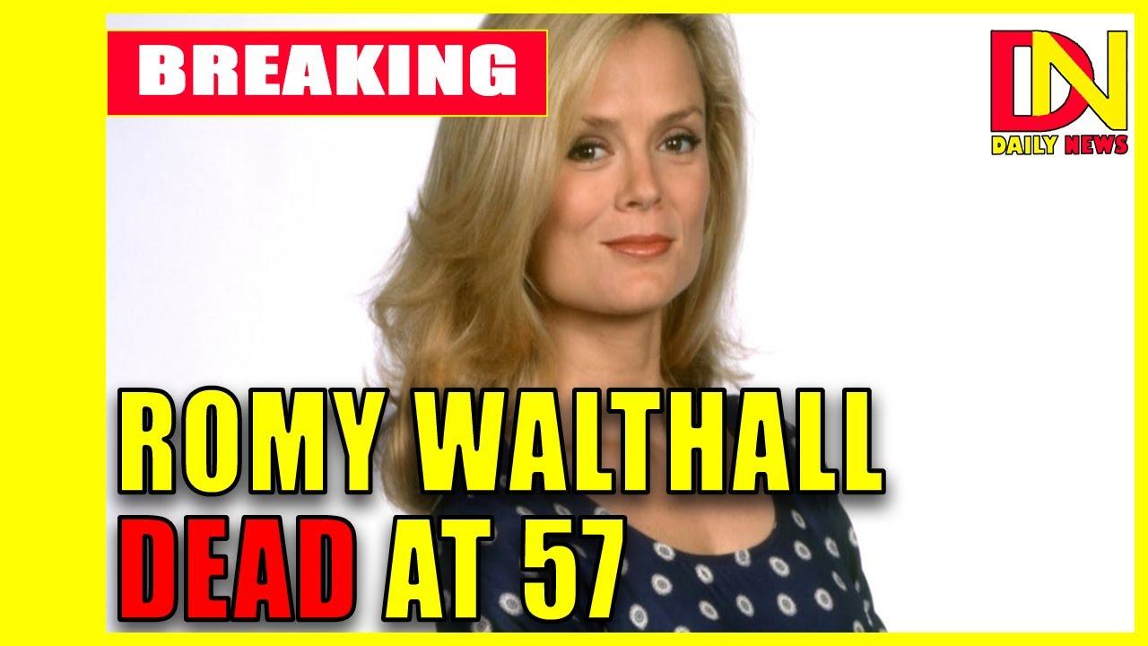 Romy Walthall dies at 57