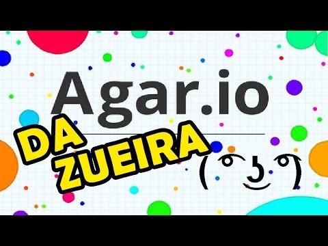 Jogando Agar.io #1 começa a nova serie do canal :D