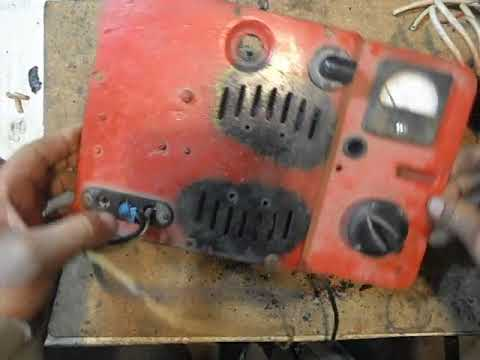 Как выгорает зарядное за ночь. Ремонт и модернизация