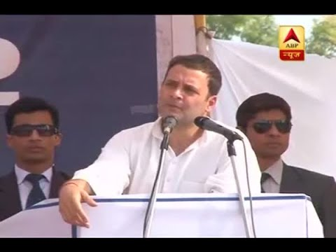 """Gujarat Elections: 'Why has PM stopped talking about corruption"""": Rahul Gandhi"""