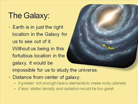 God, Creator of the Universe