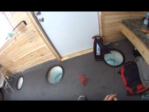 Red Lake Ice Fishing - Walleyes Eh?