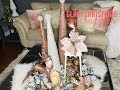 Glam Christmas Coffee Table Styling | My Christmas My Style
