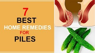 7 Best Home Remedies For Piles