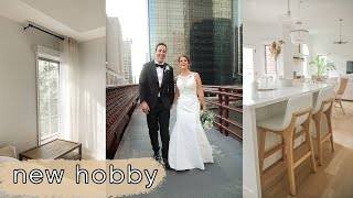 I photographed my first wedding and new home decor items! | ELA BOBAK