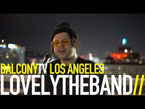 LOVELYTHEBAND - BROKEN (BalconyTV)