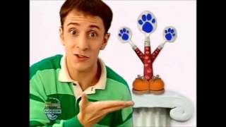Blue's Clues: We're Ready for Thinking Chair #1 (Montage)