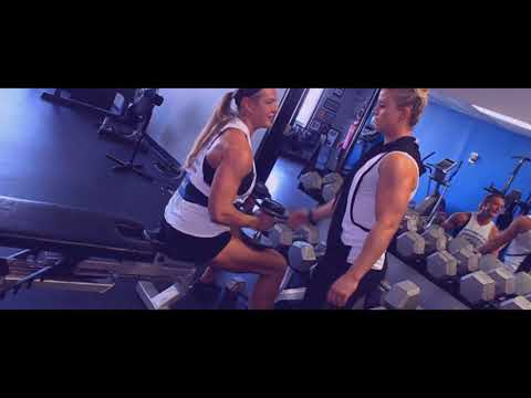 Womens Physique Ryan Pretlow Bicep and Tricep workout