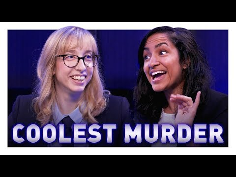 What Is the Coolest Way to Murder Someone?