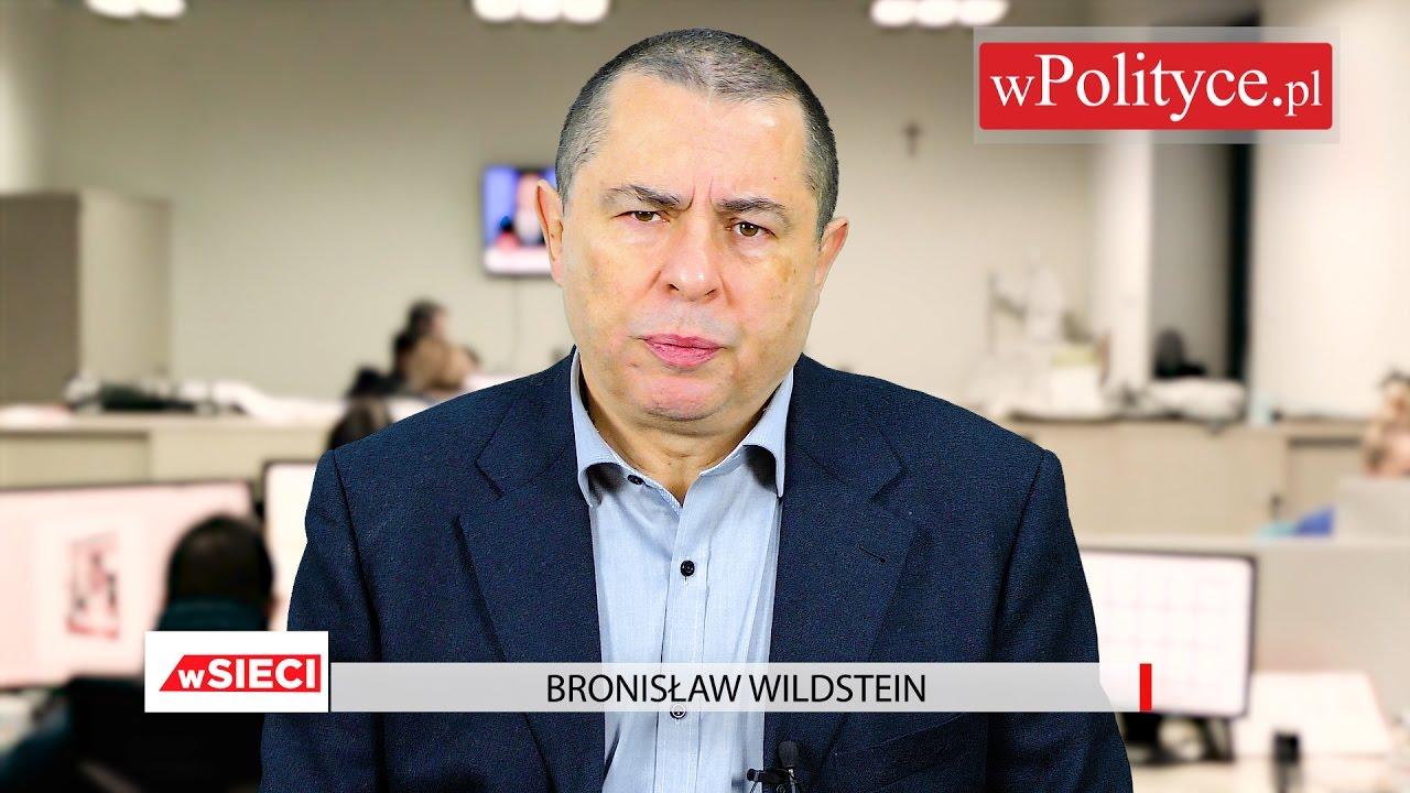 Polski fenomen wolności wspomina Bronisław Wildstein