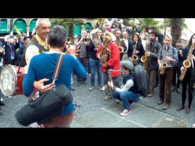 Addio Lugano Bella -  Banda degli Ottoni a Scoppio