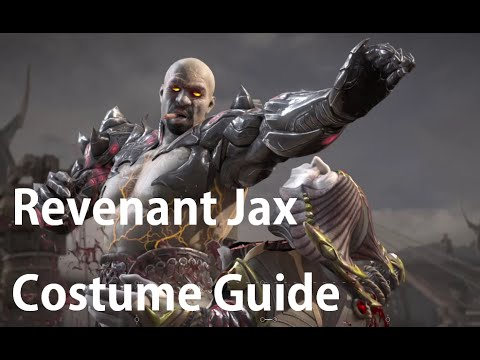 Mortal kombat x revenant sub zero skin gameplay and how to unlock it