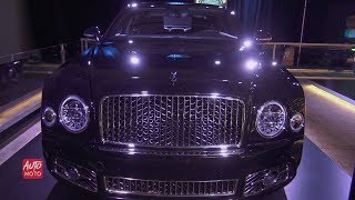 2019 Bentley Mulsanne Speed - Exterior Walkaround - 2019 Toronto Auto Show