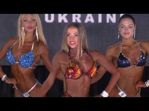 MISS BIKINI OVERALL - Чемпіонат України WABBA 2018