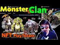 Monster Clan New Upcoming NFT game Play to earn