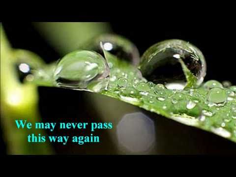 Seals & Crofts - We May Never Pass This Way Again [w/ lyrics]
