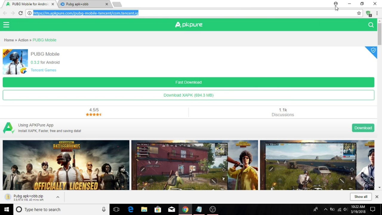 How to Download PUBG on Android  English Version  for all countries  (Download Link)