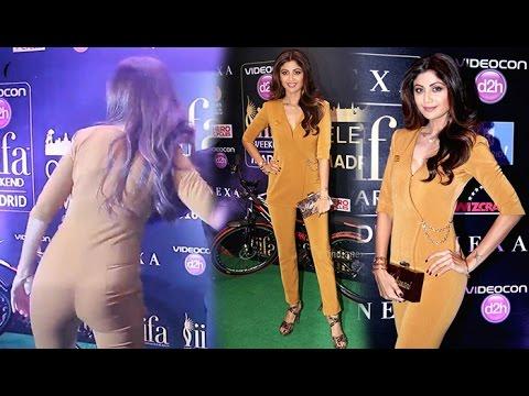 Shilpa Shetty Shows at IIFA 2016-Weekend Conference thumbnail