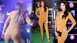 Shilpa Shetty Shows at IIFA 2016-Weekend Conference